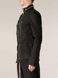 Куртка На Молнии Rick Owens                                                                                                              черный цвет