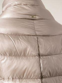 Структурированная Дутая Куртка Herno                                                                                                              Nude & Neutrals цвет