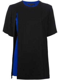 Свободный Топ Alexander Wang                                                                                                              черный цвет