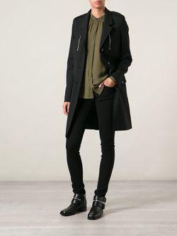 Пальто Kennedy Diesel Black Gold                                                                                                              черный цвет