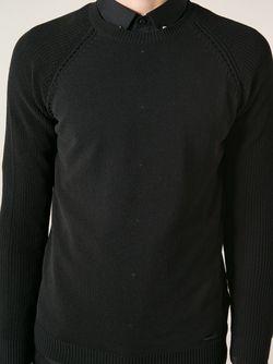 Свитер Diesel                                                                                                              чёрный цвет