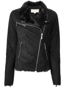 Байкерская Куртка Michael Michael Kors                                                                                                              чёрный цвет