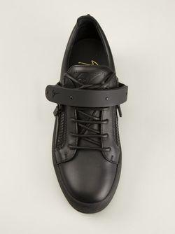 Кеды May London Giuseppe Zanotti Design                                                                                                              чёрный цвет