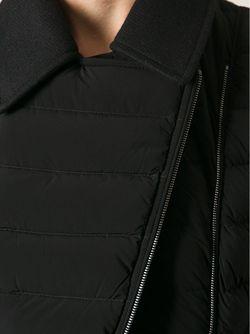 Пуховик Noues Moncler                                                                                                              чёрный цвет