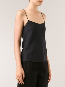 Biggins Camisole The Row                                                                                                              чёрный цвет