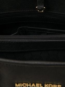 Сумка-Тоут Jet Set Michael Michael Kors                                                                                                              чёрный цвет