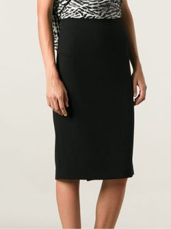 Pencil Skirt Roland Mouret                                                                                                              черный цвет