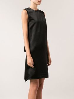 Платье С Отделкой По Спине Alexander Wang                                                                                                              чёрный цвет