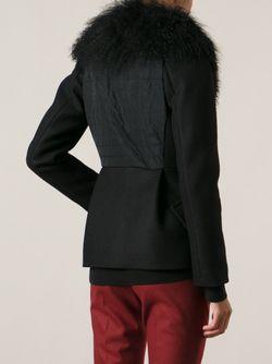 Куртка Bouvier Moncler                                                                                                              черный цвет