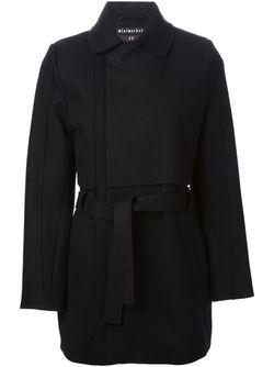 Пальто Coyote Minimarket                                                                                                              черный цвет