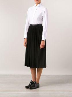Повседневная Рубашка JUNYA WATANABE COMME DES GARCONS                                                                                                              белый цвет