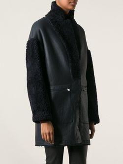 Пальто Mike SPRUNG FRERES                                                                                                              синий цвет