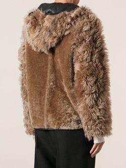 Укороченная Куртка Marni                                                                                                              Nude & Neutrals цвет
