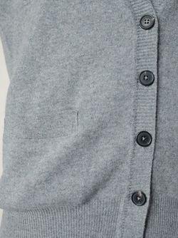 Классический Кардиган Maison Margiela                                                                                                              серый цвет