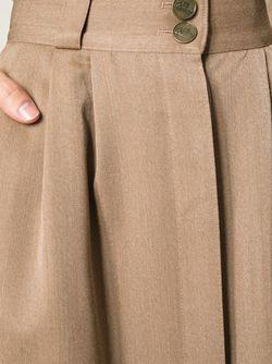 Пиджак С Юбкой LOUIS FERAUD VINTAGE                                                                                                              коричневый цвет