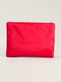 Клатч Chinatown На Молнии Charlotte Olympia                                                                                                              красный цвет