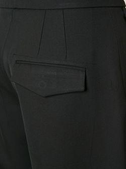 Свободные Брюки Yang Li                                                                                                              чёрный цвет