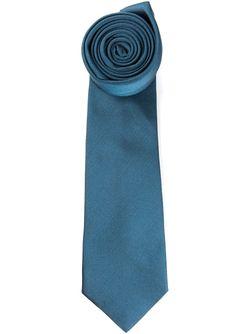 Классический Галстук Valentino                                                                                                              синий цвет