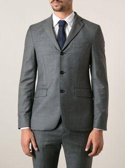 Галстук С Вышивкой В Горошек Valentino                                                                                                              синий цвет