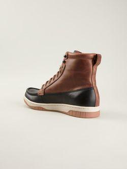 Ботинки Club Tatra На Шнуровке Diesel                                                                                                              коричневый цвет