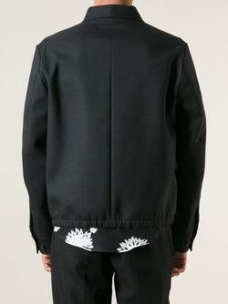 Куртка С Потайной Застёжкой Marni                                                                                                              серый цвет