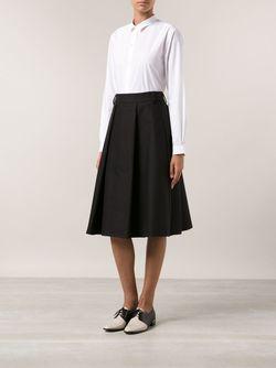 Классическая Рубашка Sofie D'Hoore                                                                                                              белый цвет