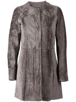 Двухстороннее Пальто Drome                                                                                                              серый цвет