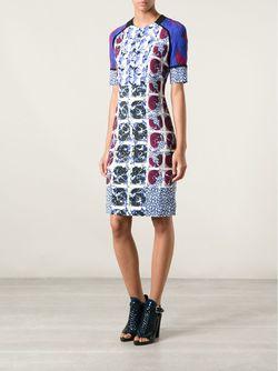 Платье Sphere Peter Pilotto                                                                                                              многоцветный цвет