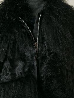Жилет На Молнии Sacai                                                                                                              чёрный цвет