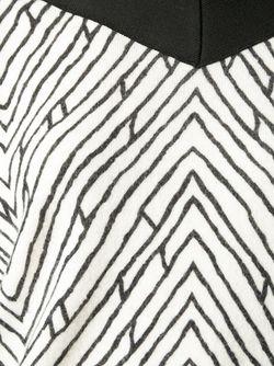 Свободный Свитер С Геометрическим Узором Emanuel Ungaro                                                                                                              Nude & Neutrals цвет