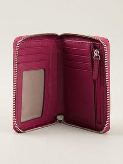 Кошелку На Молнии Jet Set Travel Michael Kors                                                                                                              розовый цвет