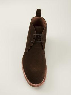 Сапоги Marcus Grenson                                                                                                              коричневый цвет