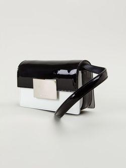 Сумка Через Плечо Lulu Saint Laurent                                                                                                              черный цвет