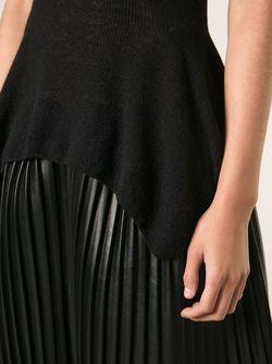 Свитер С Высоким Горлышком Lanvin                                                                                                              черный цвет