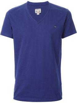 Футболка T-Brisko Diesel                                                                                                              синий цвет