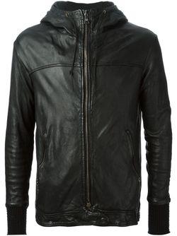 Куртка С Капюшоном Giorgio Brato                                                                                                              чёрный цвет