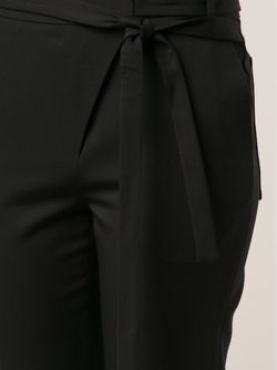 Асимметричные Брюки Proenza Schouler                                                                                                              чёрный цвет