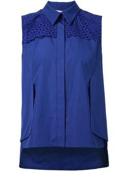 Блузка Peter Pilotto                                                                                                              синий цвет