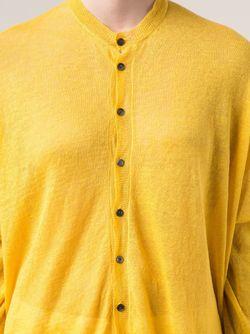 Классический Кардиган ARTS & SCIENCE                                                                                                              желтый цвет