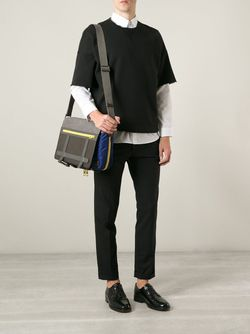 Сумка-Почтальонка Etna Dolce & Gabbana                                                                                                              серый цвет