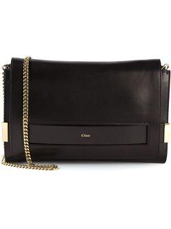 Клатч Elle Chloe                                                                                                              черный цвет