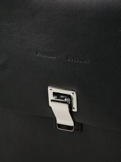 Большой Клатч Courier Proenza Schouler                                                                                                              чёрный цвет