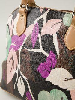 Сумка-Тоут С Цветочным Принтом Etro                                                                                                              многоцветный цвет