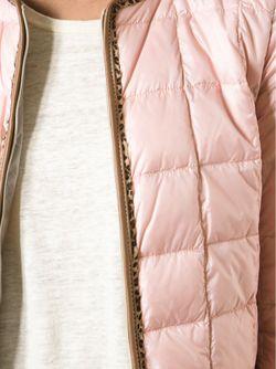 Дутая Куртка Fay                                                                                                              розовый цвет