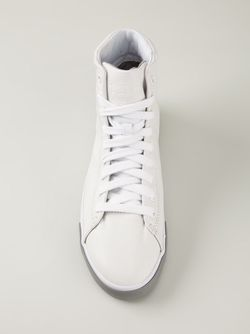 Высокие Кеды Polo Ralph Lauren                                                                                                              белый цвет