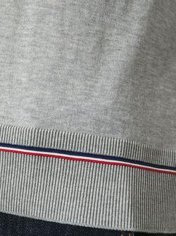 Свитер С Круглым Вырезом Moncler                                                                                                              серый цвет