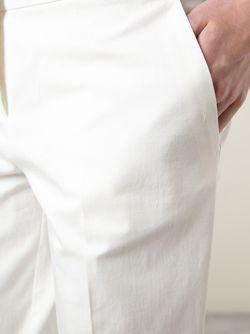 Укороченные Брюки Etro                                                                                                              белый цвет