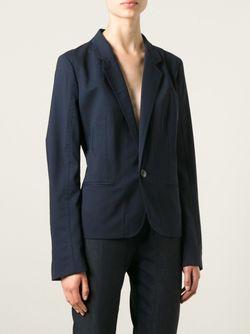 Пиджак 151 Binding A.F.Vandevorst                                                                                                              синий цвет