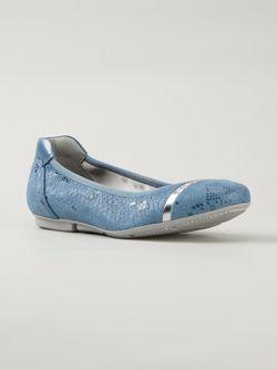 Балетки Wrap-H144 Hogan                                                                                                              синий цвет
