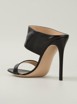 Мюли Diane Gianvito Rossi                                                                                                              черный цвет